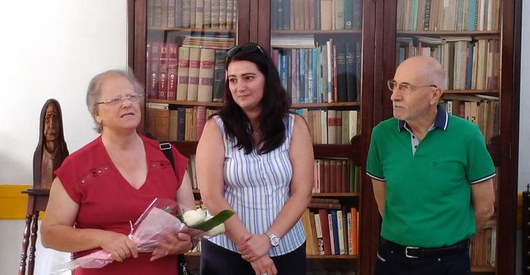Elisabete Sousa, 4 décadas de dedicação